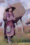 Hilda (Swanhilda) Saxon
