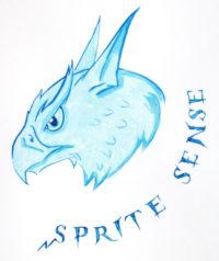 sprite-sense-badge