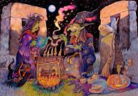 witch picnic